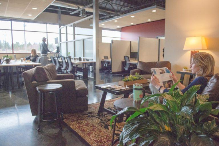 Liberty Lake Coworking | Spokane Valley Coworking | Post Falls Coworking Space